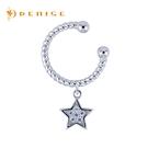 925純銀耳骨夾「星光」耳環 (單一個)
