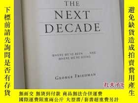 二手書博民逛書店THE罕見NEXT DECADE:WHERE WE VE BEE