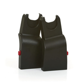 德國 ABC Design 2017 Salsa/Turbo轉接器(適用Maxi-cosi)安全座椅卡合插座/提籃轉接器『總代理公司貨』