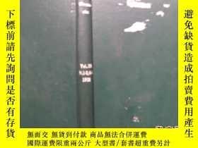 二手書博民逛書店Ultrasonics罕見Vol.20 N.1-2,4-6 19
