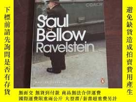 二手書博民逛書店Saul罕見Bellow :Ravelstein ( Penguin Modern Classics )Y23