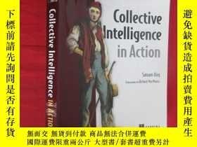 二手書博民逛書店Collective罕見Intelligence in Action 【16開】 【詳見圖】Y5460 Bur