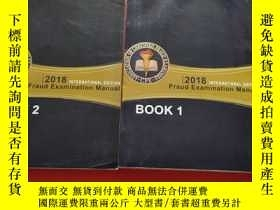 二手書博民逛書店2018罕見INTERNATIONAL EDITION Fraud Examination Manual BOOK