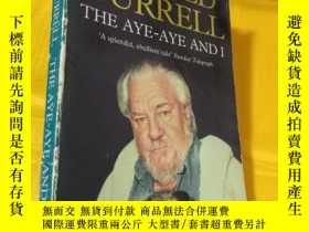 二手書博民逛書店傑洛德.杜瑞爾Gerald罕見Durrell:The Aye-aye and I : Rescue Expedit