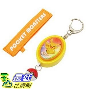[東京直購] Takara Tomy POKE-33P 皮卡丘防狼警報器 報警器85dB Pokemon Pocket Monsters