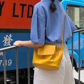 側背包 包包女2020新款斜挎包小眾設計迷你小挎包單肩軟皮