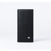 【南紡購物中心】DRAKA 達卡 - 極品布雅德幾何系列 -真皮長夾-3415