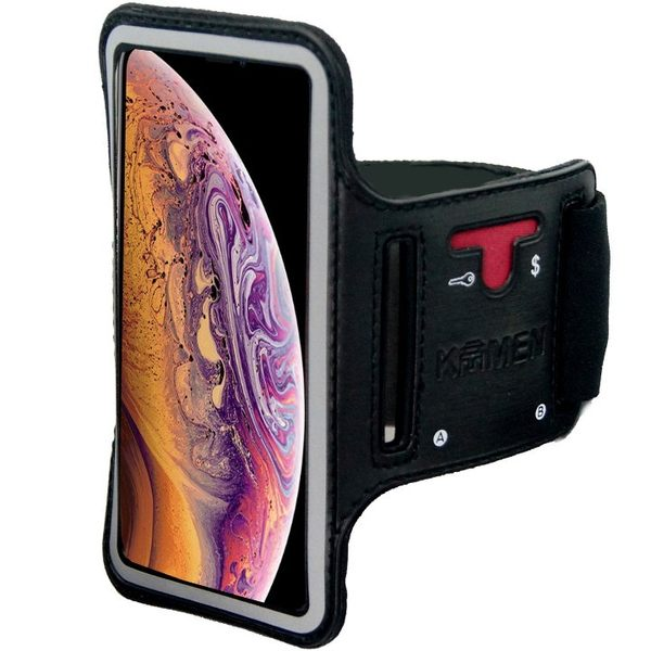 KAMEN Xction甲面X行動 iPhone Xs 5.8吋 Xs Max 6.5吋 XR 6.1吋 運動臂套 臂帶 臂袋 手臂套