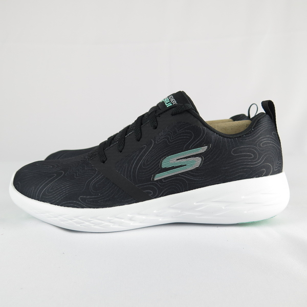 【iSport愛運動】Skechers GO RUN 600 LIBERATE 慢跑鞋 15095BKAQ 女款 黑