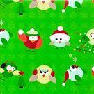 禮品包裝-聖誕節(綠色)