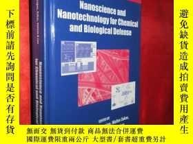 二手書博民逛書店Nanoscience罕見and Nanotechnology
