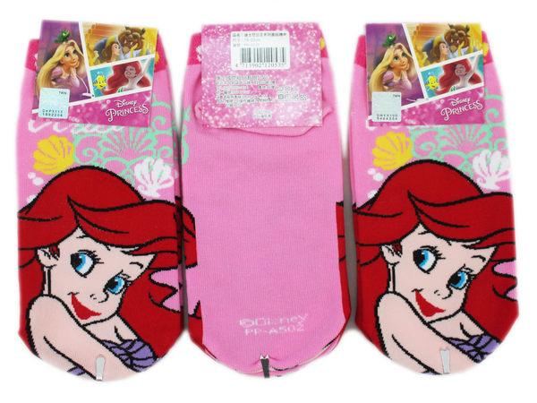【卡漫城】 公主 直版 襪子 任選3雙組 15~22 cm  ㊣版 短襪 童襪 長髮公主 小美人魚 愛麗兒 樂佩