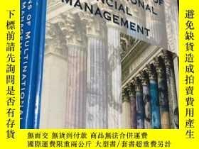 二手書博民逛書店FOUNDATIONS罕見OF MULTINATIONAL FINACIAL MANAGEMENT (THIRD