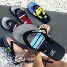 沙灘/夾腳涼鞋 夾腳拖鞋男夏時尚外穿正韓...