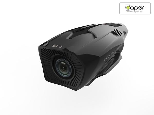 CAPER S1 【新機上市】防水 機車行車記錄器
