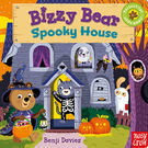 【Bizzy Bear 可愛操作書】 SPOOKY HOUSE /硬頁操作書