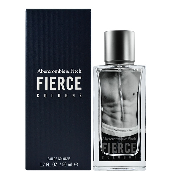 Abercrombie & Fitch Fierce 男性香水 50ml AF A&F 店內香 - WBK SHOP