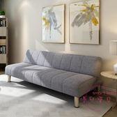 新年鉅惠 懶人沙發單人臥室可愛女孩沙發床可折疊客廳小戶型多功能兩用沙發