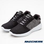 SKECHERS 男款 GO Run 600 慢跑鞋55065 BKW / 城市綠洲 (美國品牌、輕量、避震、運動休閒鞋)