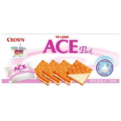 ACE優格夾心餅乾125g【愛買】