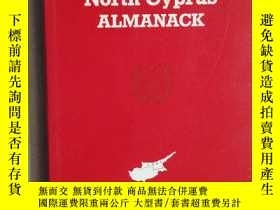 二手書博民逛書店英文原版罕見north cyprus ALMANACK 北塞浦路