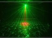 閃光燈 舞台燈光七彩燈聲控激光燈魔球燈鐳射燈宿舍蹦迪燈寢室【免運直出】