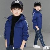 男童棉衣 童裝外套冬裝2020新款棉襖兒童中大童刷毛加厚羽絨棉服潮【快速出貨】