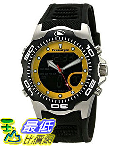 [106美國直購] Freestyle 手錶 Men s FS81244 B0026IAMD4 Shark x 2.0 Ana-Digi Polyurethane Strap Watch