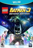 WiiU LEGO Batman 3: Beyond Gotham 樂高蝙蝠俠 3:飛越高譚市(美版代購)