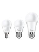 led燈泡節能燈泡小螺口球泡e14螺旋高亮家用照明暖光源