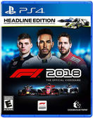 預購2017/8/24 特典付 PS4 F1 2018 一級方程式賽車 2018 亞版英文版