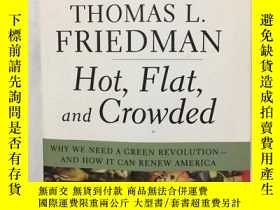 二手書博民逛書店Hot,罕見Flat, and Crowded: WHY WE