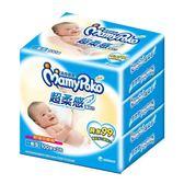 滿意寶寶 超柔感純水濕巾一般型 100片x3包入【屈臣氏】