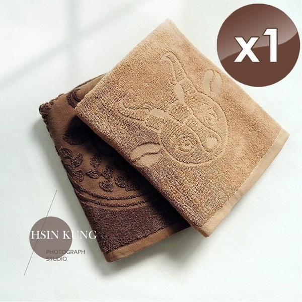 【南紡購物中心】【HKIL-巾專家】MIT獨家專利技術咖啡紗浴巾-1入組