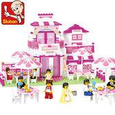 LEGO樂高組裝積木女孩別墅積木相容樂高公主城堡拼裝益智7女童玩具10-12歲-14以上wy活動商品85折