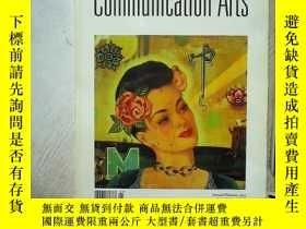 二手書博民逛書店COMMUNICATION罕見ARTS 2003 JANUARY FEBRUARY 通信藝術2003年1月 2月