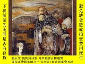 二手書博民逛書店The罕見Fairy Tale Art of John BauerY360448 John Bauer Red