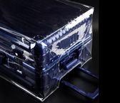防水透明加厚拉桿箱套旅行箱套行李箱保護套箱套20吋 俏腳丫