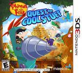 3DS Phineas and Ferb: Quest for Cool Stuff 飛哥與小佛:最酷的任務(美版代購)