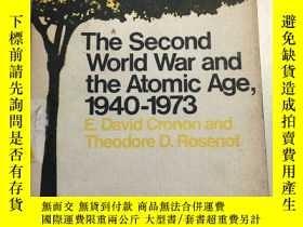 二手書博民逛書店The罕見Second World War and the At