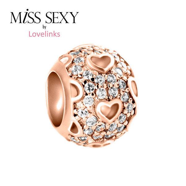 【Lovelinks】LL302 / 擁抱之心串飾