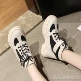 網紅馬丁靴女英倫風冬加絨新款百搭秋款鞋秋季小短靴潮酷凱斯盾