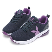 PLAYBOY Candy Bubble Ⅱ 輕量氣墊休閒鞋-藍紫(Y7236)