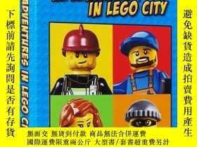 二手書博民逛書店Scholastic罕見Adventures In Lego C