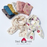 兒童圍巾春秋薄款棉麻寶寶絲巾女嬰兒防風韓版圍脖女童套冬風紗巾
