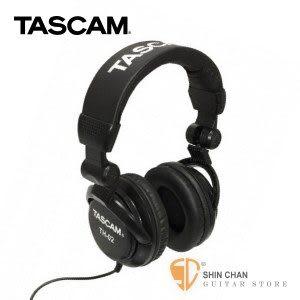 TASCAM TH-02 專業監聽耳機 【媲美 SONY MDR-7506/TH02】