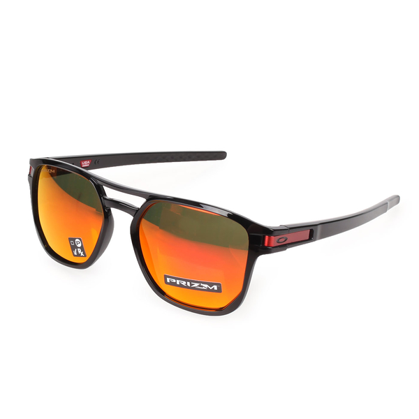 OAKLEY LATCH BETA 一般太陽眼鏡(附鏡袋無鼻墊 免運 抗UV 登山≡排汗專家≡