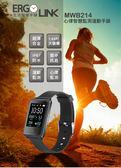 人因 ERGOLINK MWB214K 心律智慧監測運動手錶