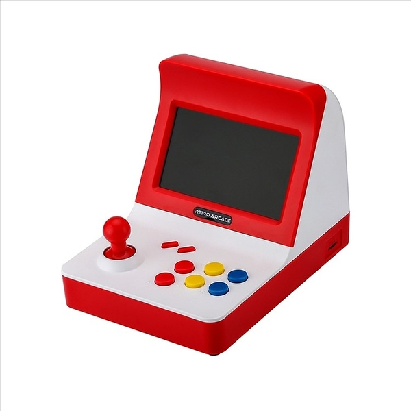 ⭐星星小舖⭐  RETRO ARCADE 主機 遊戲機 掌機 懷舊 掌上 雙人搖桿 遊戲機 可充電 複古 模擬器