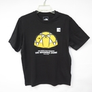 The North Face 北臉 ADVENTURE 短袖上衣 運動T恤 A4U9MJK3 黑【iSport愛運動】